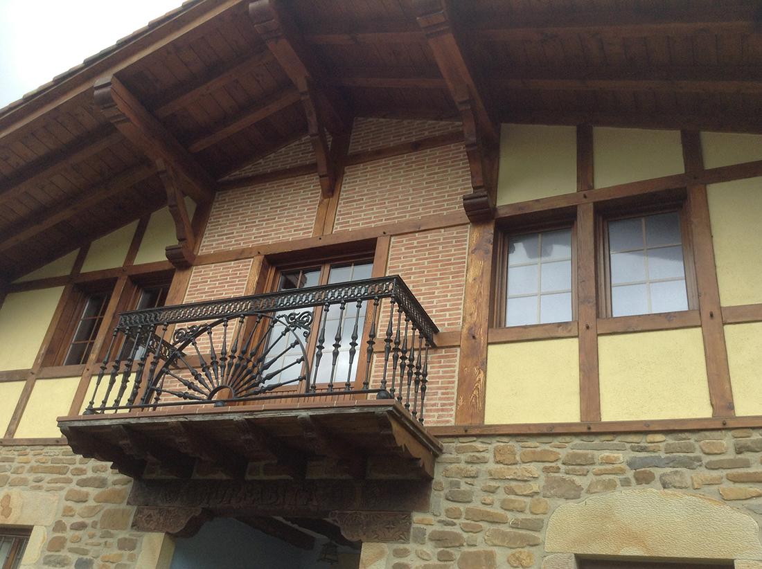 Caserio reformado Okondo 7