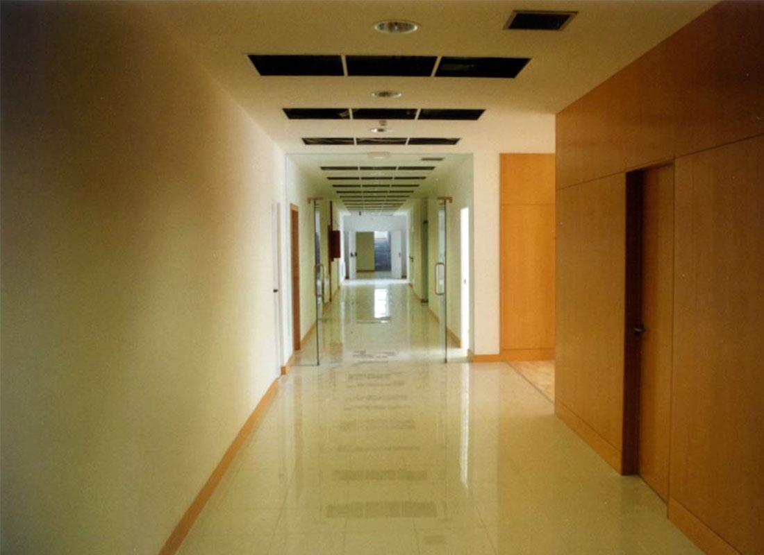 Centro de salud de Lakuabizkarra